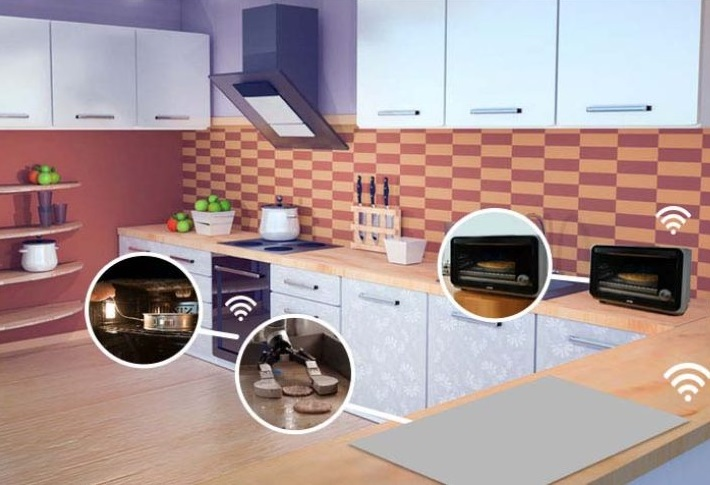 Smart kitchen appliances – A great future of cooking